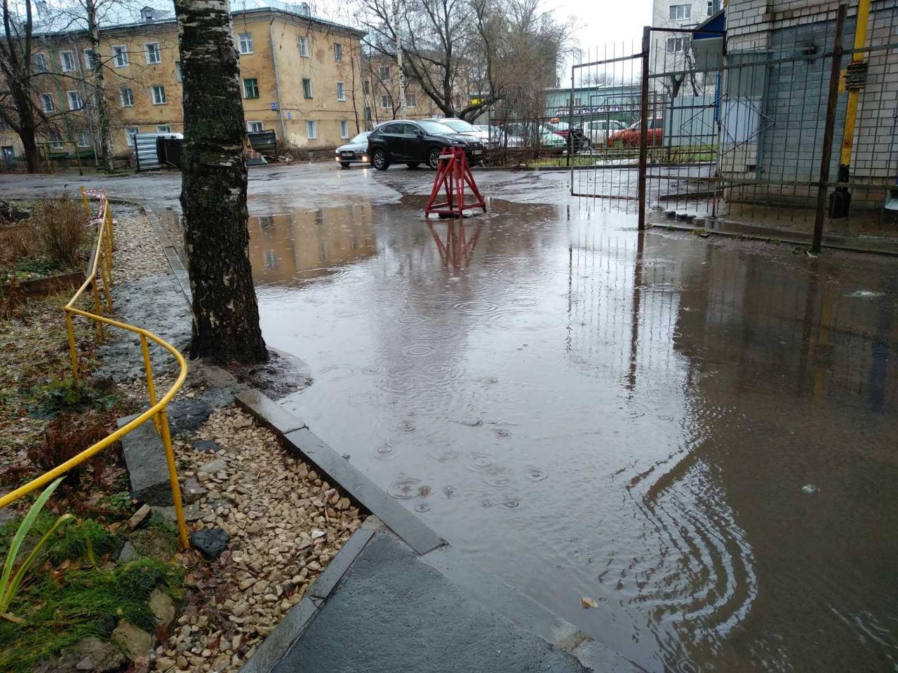 Суд обязал администрацию Кирова взять на баланс бесхозные сети ливнёвки