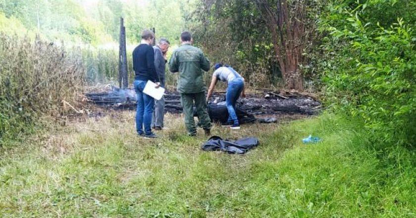 В Кировской области произошло жестокое убийство