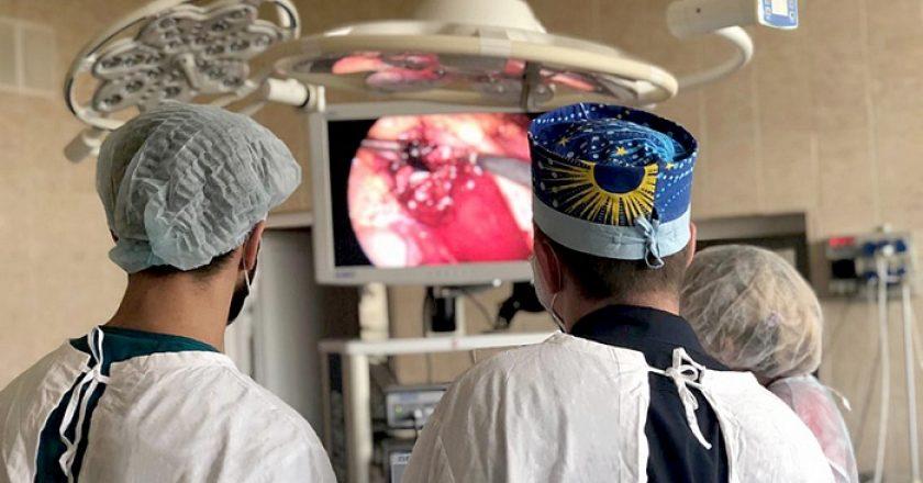 В Кирове начали лечить рак почек новым методом