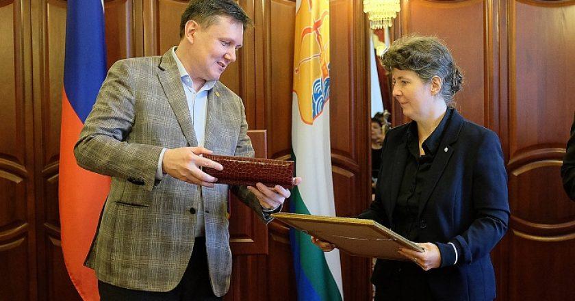 Ирина Дегтярева стала лауреатом премии имени Александра Грина