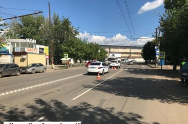 В Кирове сбили 15-летнего велосипедиста