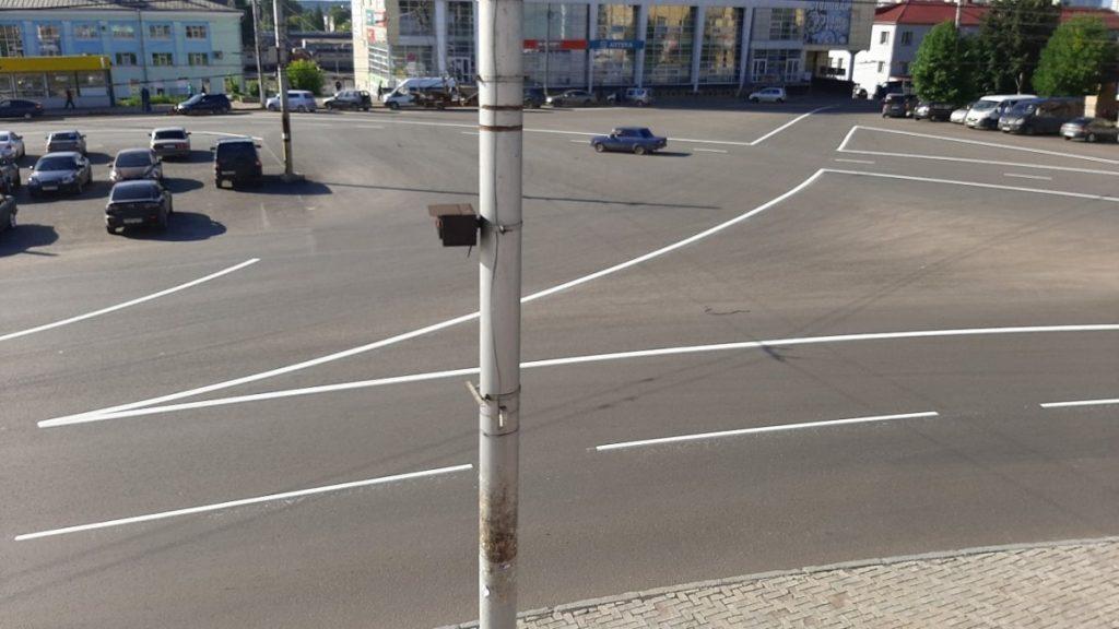 В Кирове нанесут новую разметку