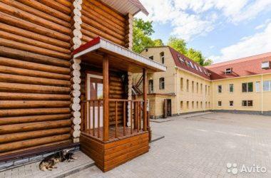 В Кирове продают гостиничный комплекс за 50 миллионов рублей