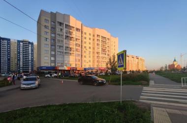 В Кирове сбили 10-летнюю девочку на велосипеде