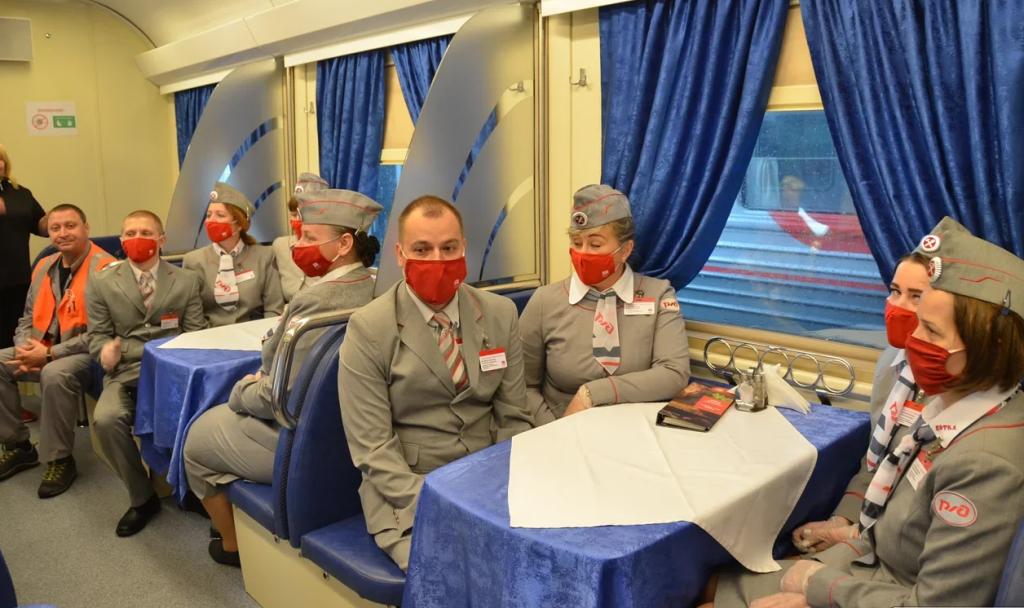 В Кирове отметили День железнодорожника