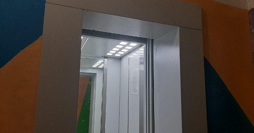 В Кирове отремонтировали лифт, не работавший 13 лет