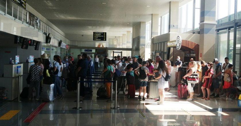аэропорт победилово в Кирове