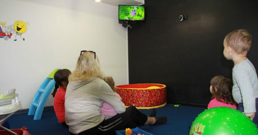 «Ростелеком» подключил интерактивное телевидение и видеонаблюдение в частных детских садах «Винни Пух» в Кирове.