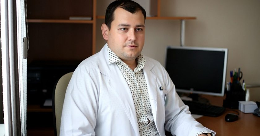 «От COVID-19 не застрахован никто». История врача-хирурга, перенесшего коронавирус c 70-процентным поражением легких
