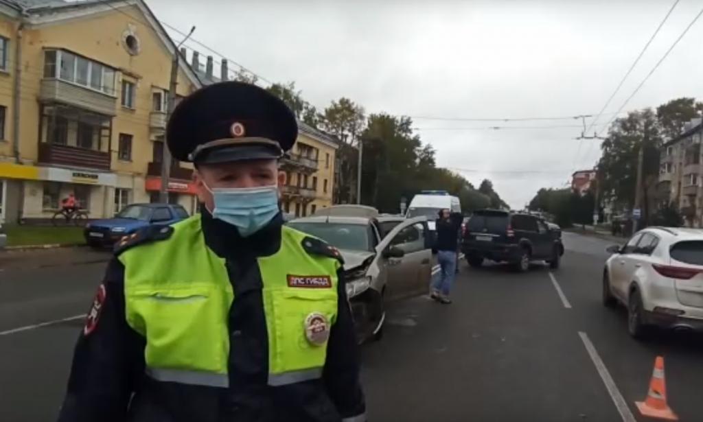 По факту ДТП в Кирове проводится проверка