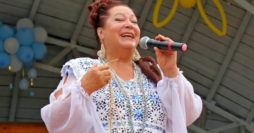Жительница Кировской области участвует в шоу голос