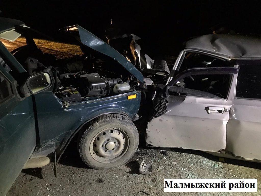 В Кировской области в ДТп погиб человек