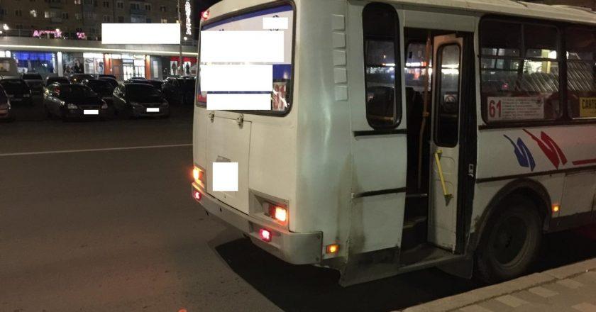 В Кирове в ДТП пострадала пассажирка автобуса