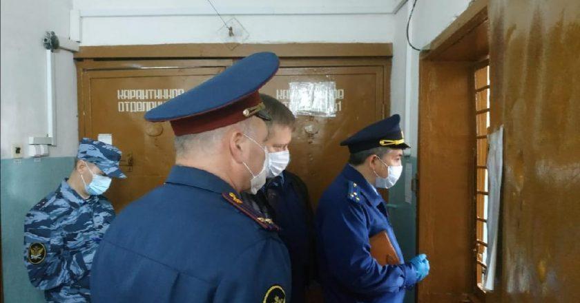 Прокуратура нашла нарушения в колонии в Верхошижемском районе