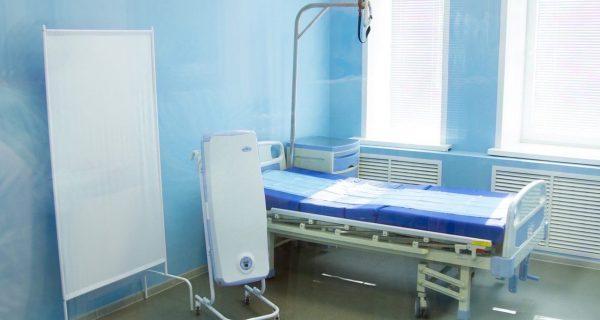 В Кирове начал работу реабилитационный центр для пациентов с COVID-19