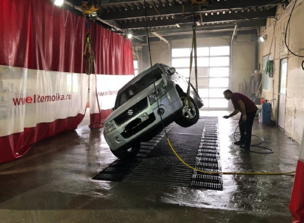 В Кирове осуждён бывший работник автомойки за угон Suzuki клиента