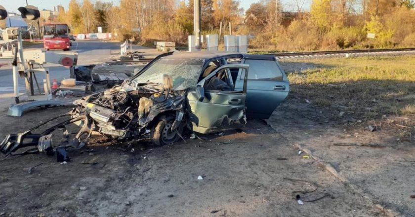 В Кирове в ДТП с пьяным бесправником пострадали 4 человека
