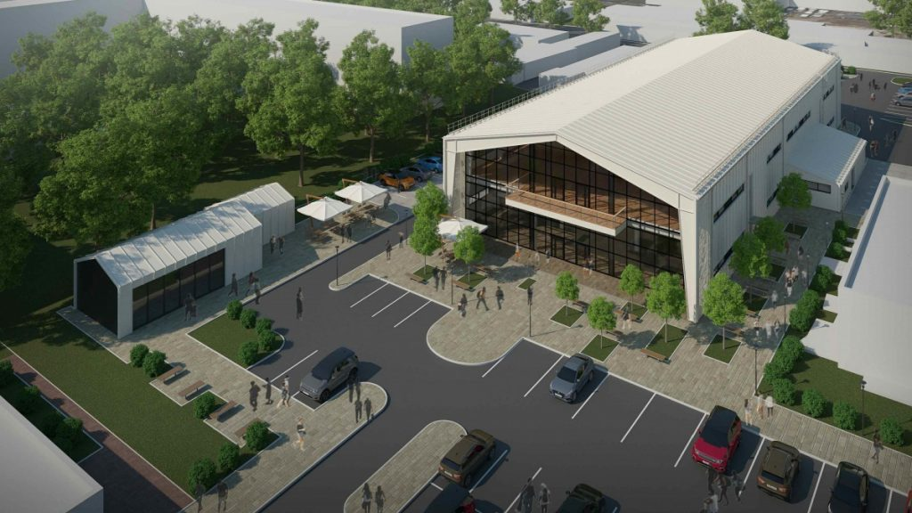 Новое здание Октябрьского рынка планируют построить к лету 2021 года