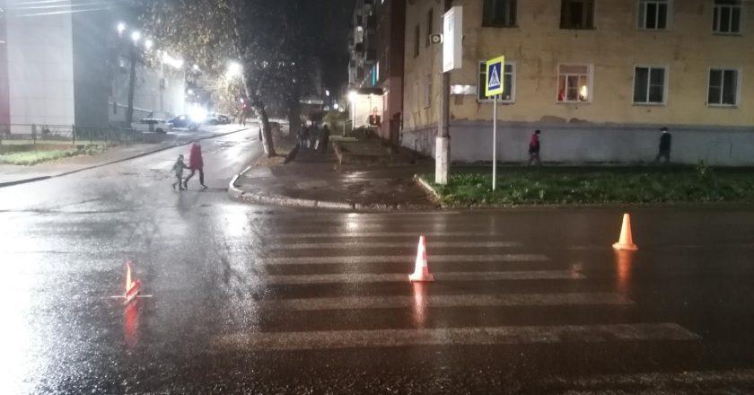 В Кировской области сбили двух пешеходов
