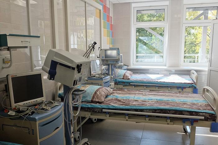 В Кирове ввели в эксплуатацию еще один корпус инфекционной больницы для пациентов с COVID-19