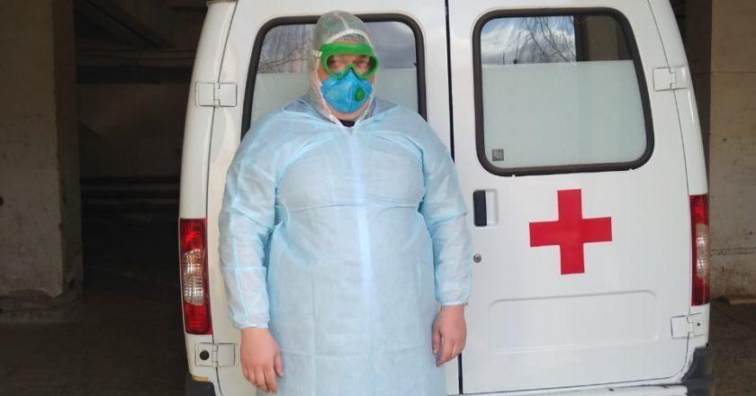 Водитель скорой медицинской помощи Кировской области удостоен государственной награды. Об этом сообщает пресс-служба регионального министерства здравоохранения.