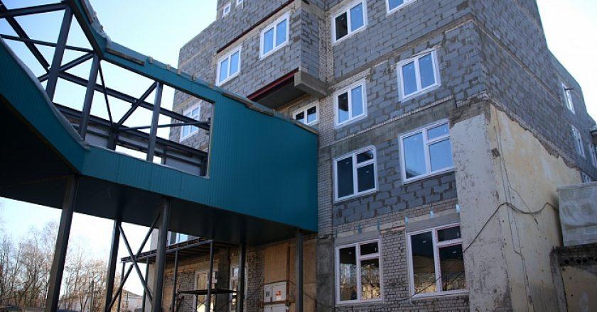В Кировской областной детской клинической больнице открылся новый операционный блок
