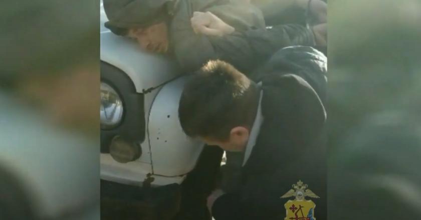 В Кировской области мужчина заживо сжег двух человек