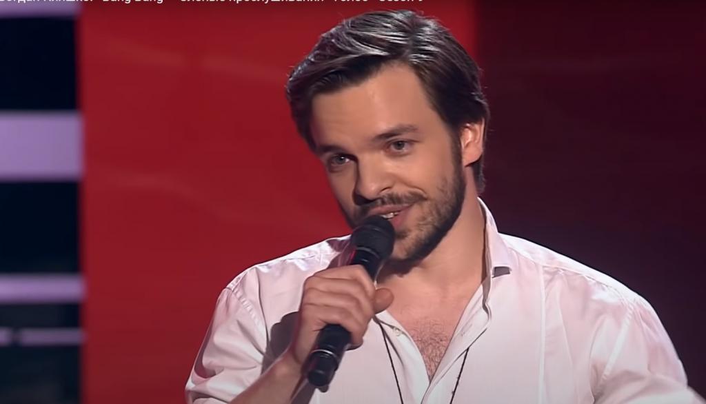 Кировчанин Богдан Кияшко прошёл слепое прослушивание на шоу «Голос»