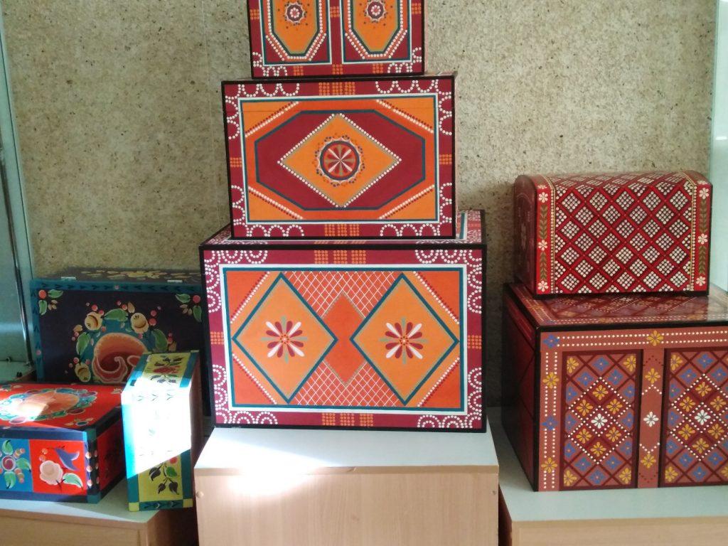 В Кирове откроется выставка старинных сундуков
