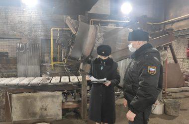 Судебными приставами приостановлена деятельность опасного производственного оборудования