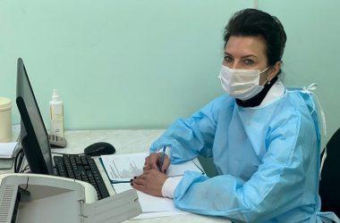 Кировский врач инфекционной больницы рассказала о борьбе с пандемией