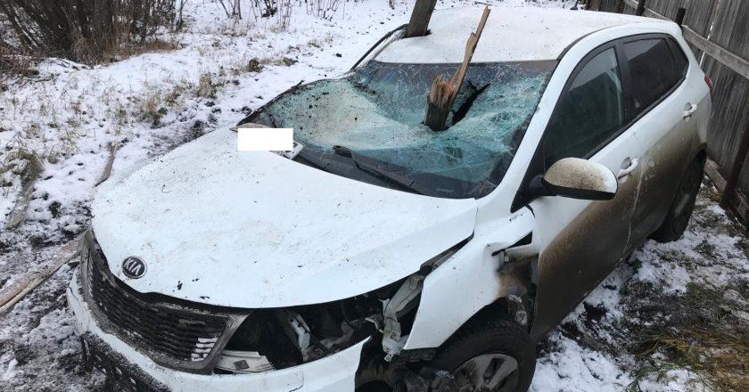 В ДТП в Костино пострадал водитель иномарки