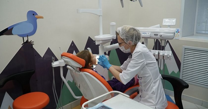 Стоматологическая поликлиника на Дзержинского, 64/2 пополнилась новейшим оборудованием