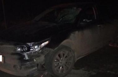 В ДТП на трасе в Кировской области сбили пешехода