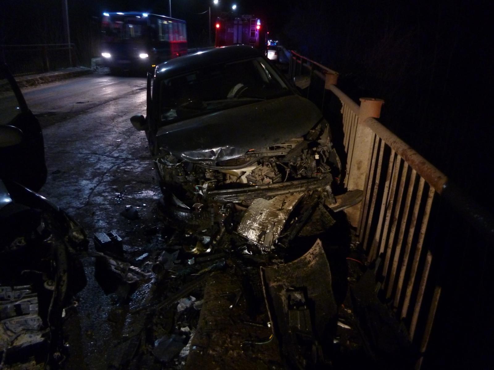 В Кировской области в ДТП пострадали три человека, среди которых двое детей