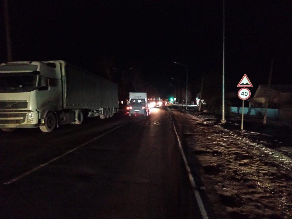 В Слободском районе сбили двух пешеходов