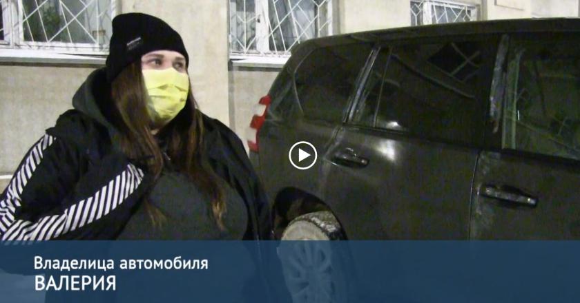 В Кирове полицейские вернули женщине похищенный «Ленд Крузер»