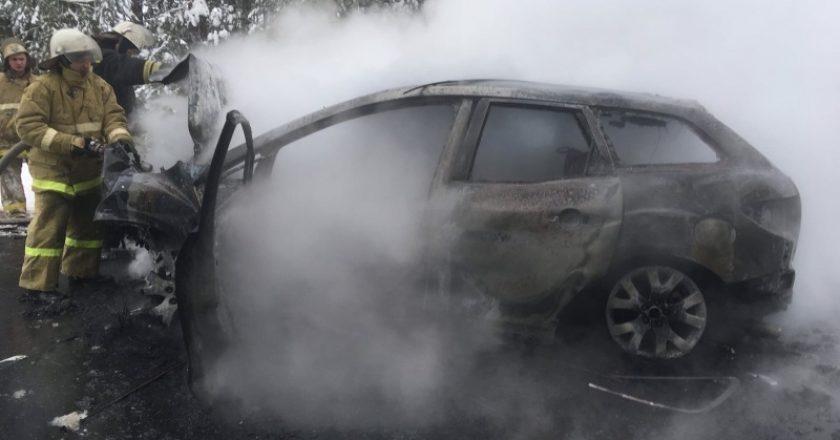 Кировской области в ДТП три человека погибли, двое ранены