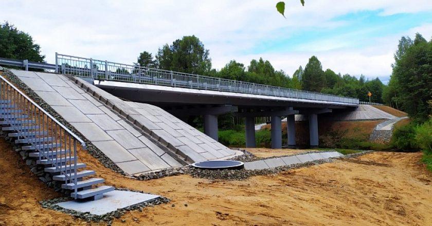 В 2021 году в Кировской области на региональной сети дорог отремонтируют четыре моста