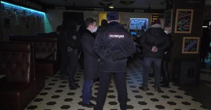 В Кирове проверили работу ночных клубов в условиях пандемии