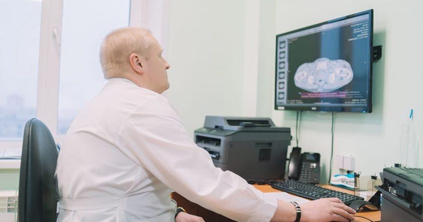 В Кирове онкологи удалили из живота мужчины опухоль весом 5,5 кг