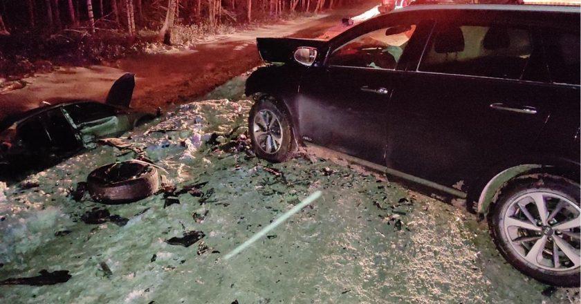В ДТП в Юрьянском районе погиб пассажирВ ДТП в Юрьянском районе погиб пассажир