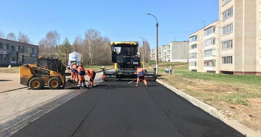 Определены подрядчики на строительство участков улиц Сурикова, Зеленина и Восьмого марта в Кирове
