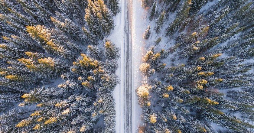 В Кировской области зафиксирована самый сильный мороз за 4 года